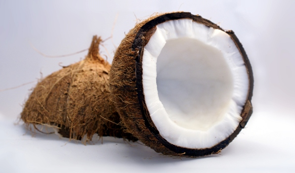 Coconuts - the source of coconu oil